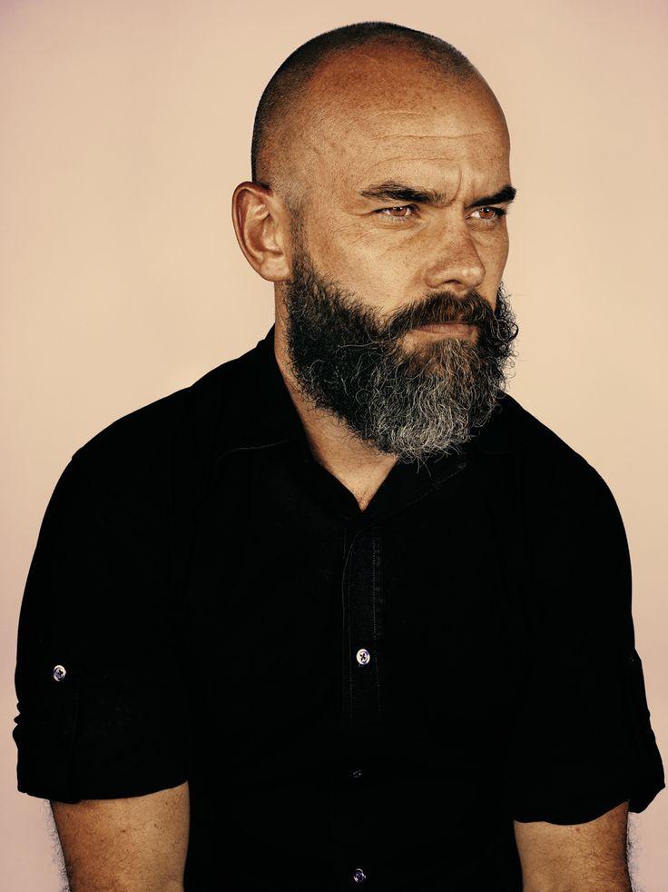 mrelbank:  My beard.. 16 weeks. Thanks Kenny, for firing the shutter.. #mrelbank