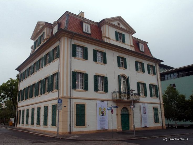 Grimm Brothers Museum in Kassel, Germany