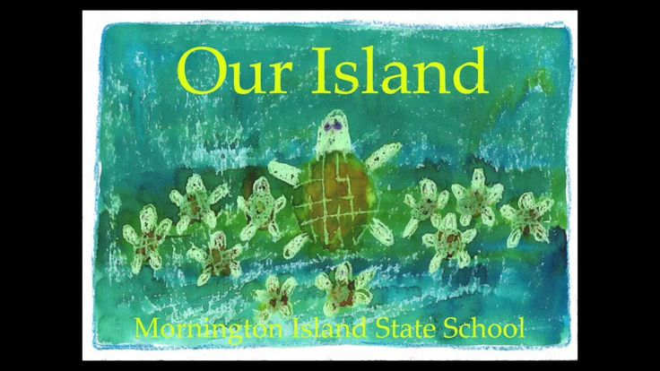 Our Island by the children of Gununa with Alison Lester and Elizabeth Ho...