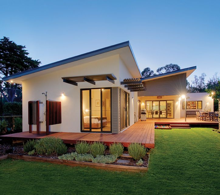 Beautiful in its simplicity this Balnarring Beach home captures the essence of coastal living with amazing energy efficiency. It was built by multi-award winning Solar Solutions Design, who are dedicated to maximising energy efficiency, using sustainable Hebel buildings products and delivering uncompromised style. www.hebel.com.au