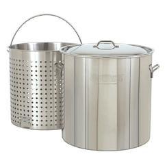 Crawfish Boil Pot 82 qt. Bayou Classic | Crawfish Season is here!