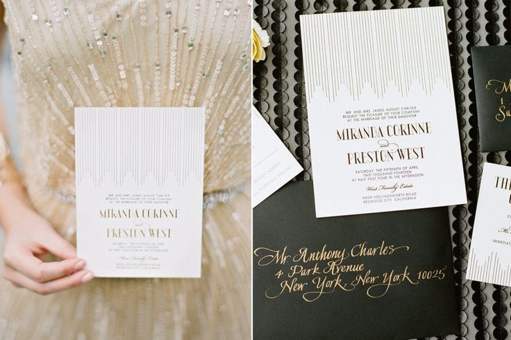 Art-deco-letterpress-wedding-invitations-with-gold-foil-calligraphy.full