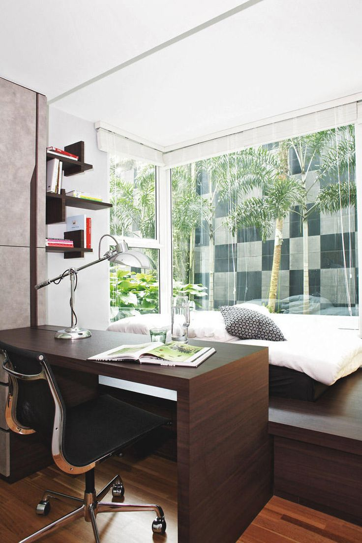 Never thought of having a platform bed? Here's why you should. | Home & Decor Singapore