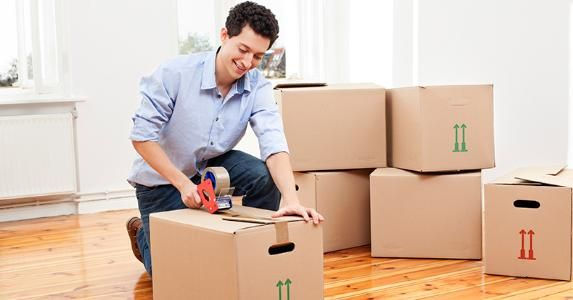 Got a job far away? The IRS helps you move, allowing tax breaks for some expenses.