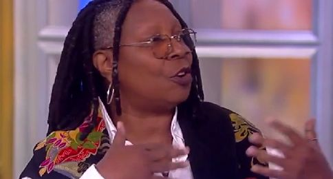 Whoopi Goldberg went off on a liberal rant in response to FBI Director James Comey's announcement Sunday