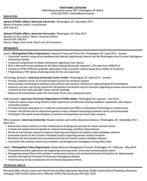 Example Of Walters Engineering Resume  HttpExampleresumecvOrg