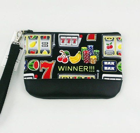 Casino Wristlet  for when you dont need a big bag getting in the way of the slots! http://ift.tt/1LMhqo9 #love #vegas #poker #casino #lasvegas #accessory #etsy #cards  #gambling #travel #fireboltcreations #nevada #purse #winner #macau #design  #handbag #handmade #shopping #gift #giftideas #reno #saturday #bingo #handcrafted #vacation #texasholdem #easter #lasvegasstrip #red