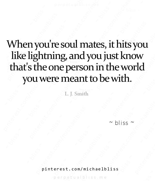 soul mates how will you find Our research into soulmates and twin souls and also our own experience  we suggest that turning your attention inward to find out what's going on inside you is.