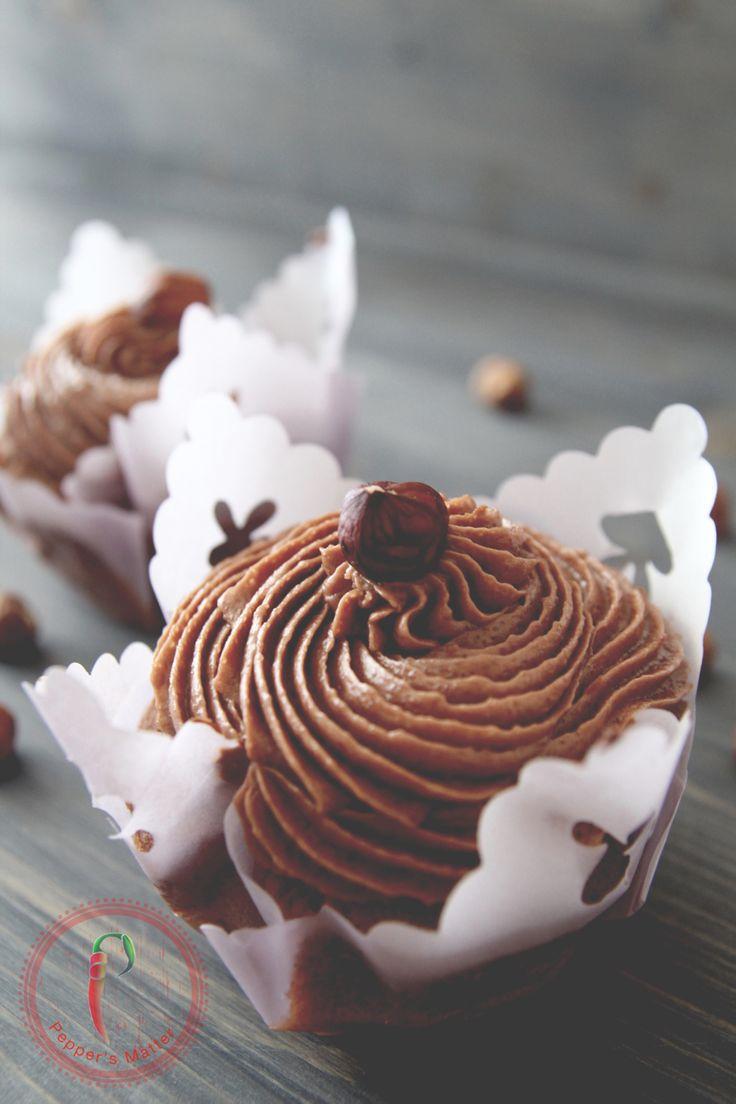 Nutella's Cupcake