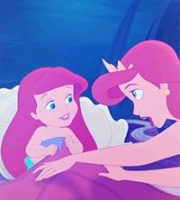 MOVING PICTURE - THE LITTLE MERMAID III - ARIAL AND HER MUM