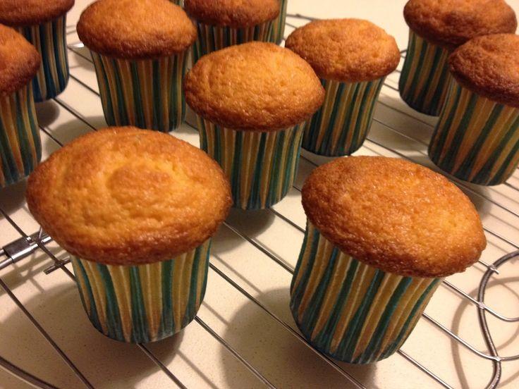 Dal ricettario di Roberta: Muffin a funghetto