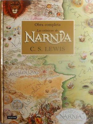 Las Crónicas de Narnia (7 Libros en un solo Tomo) Colección Competa (PDF y EPUB)