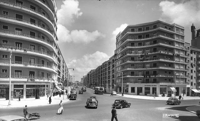 Lisboa de Antigamente: Avenida João XXI