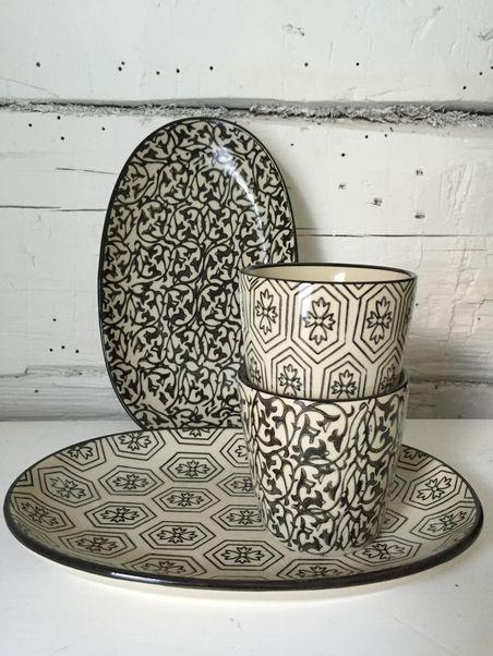Rice Geschirr, Porzellan Geschirr, Keramik, Wohnen, Espresso Tassen,  Geschirrschränke, Becher, Teller