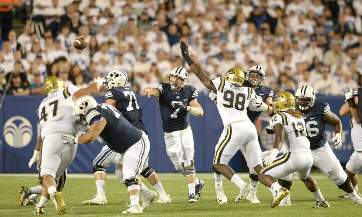Group of 5 notes: BYU needs a win, not a Big 12 audition, against WVU = BYU carries a 1-2 record – with the losses coming by a total of three points – into Saturday's game against West Virginia at FedEx Field in Landover, Maryland. The game has some added buzz because it pits a.....
