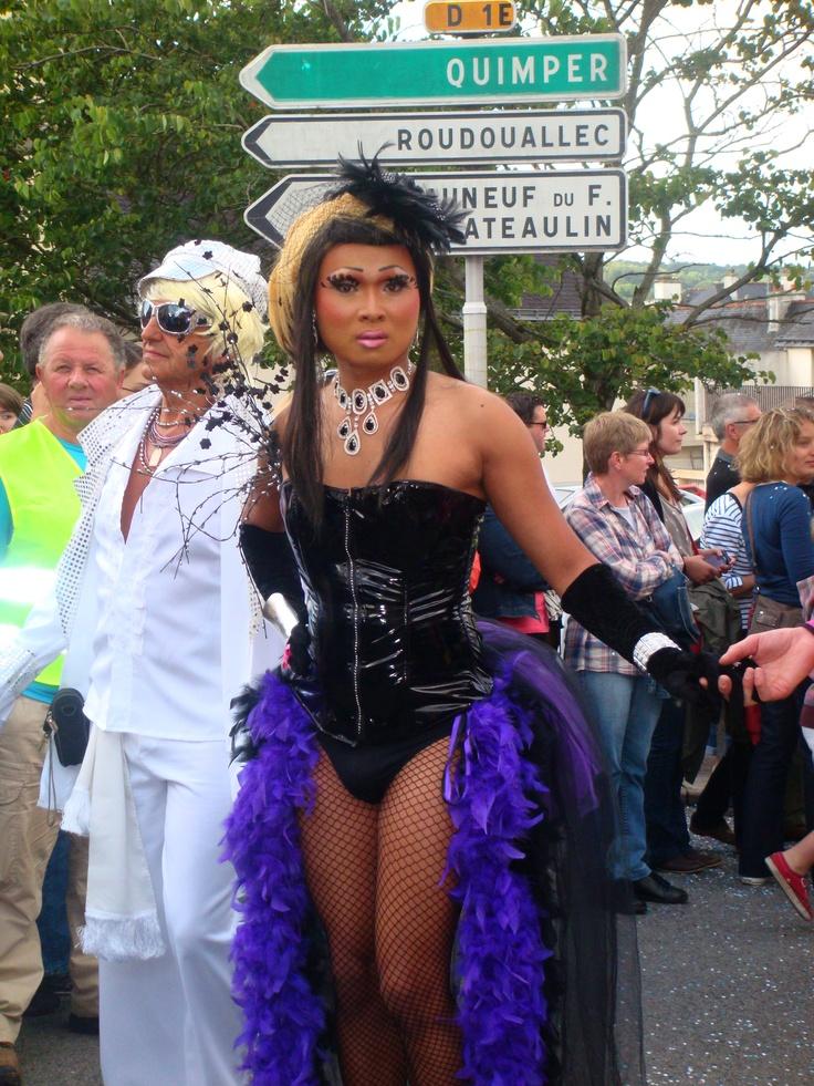 'Gay Fest' @ Gourin: Brittany 04 08 2012, Gay Fest