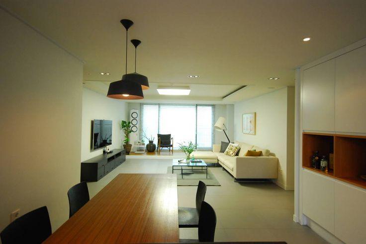 가족 친화적인 주방: 당신의 집을 다정하게 만드는 팁  거실 ...