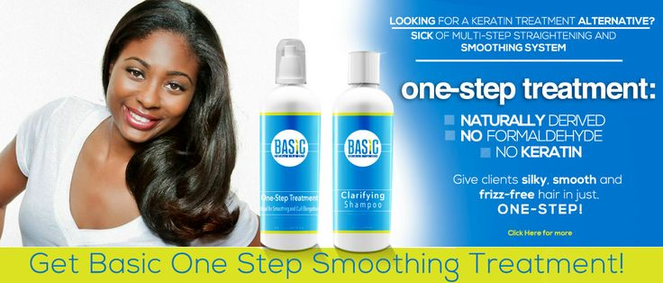 Basic Hair Care One Step Smoothing System Allows your ...