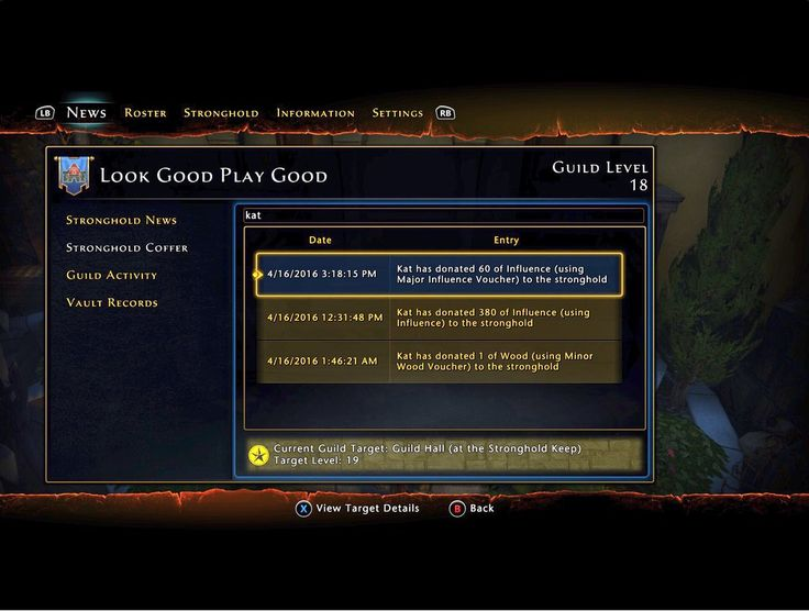 First Neverwinter Xbox guild to hit 20! Good Job! 50% off Neverwinter xbox one astral diamonds for sale on April 20.