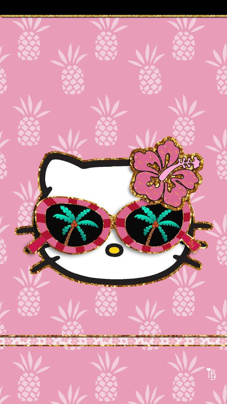 Hello Kitty Apple Wallpaper