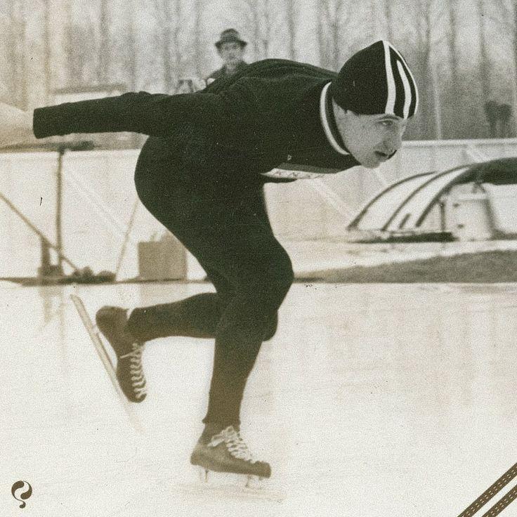 Kees Verkerk, 60s . Retro sports photography