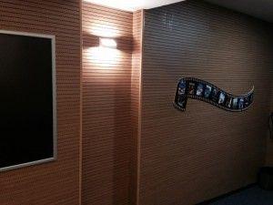 Paneles acústicos para auditorios Cineteca Disney Hospital 12 de Octubre 3 (Medium)