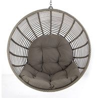 Outdoor Chairs - Luna Pod Hanging Chair