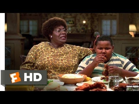 Klump Family Dinner - The Nutty Professor (3/12) Movie CLIP (1996) HD - YouTube