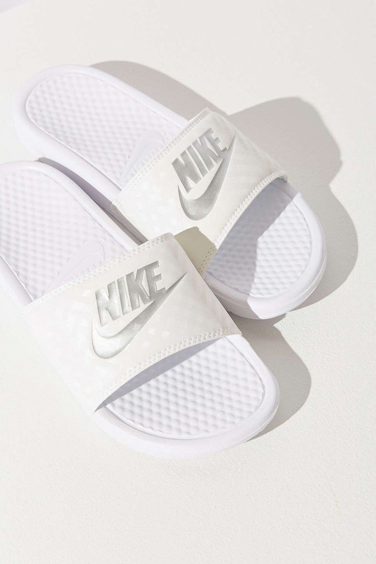 Nike Benassi JDI Slide #UrbanOutfitters