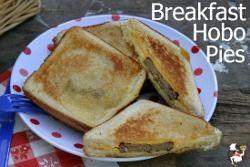 Breakfast Hobo Pies | FaveHealthyRecipes.com