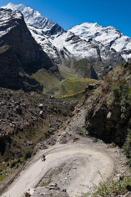 Jispa, Manali-Leh Highway, Himachal Pradesh, Indian Himalayas