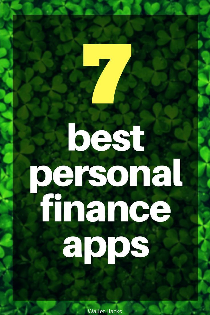7 Best Personal Finance Apps | budgeting apps | personal finance tips and tricks | how to keep track of your money | money tips and tricks | best apps for budgeting | best budgeting apps | how to keep a budget | personal finance ideas || Wallet Hacks