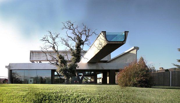 Hemeroscopium House, la estructura prefabricada modular toda una maravilla de la arquitectura