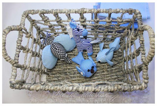 ВСЁ ПО ПОЛОЧКАМ!!!: Детки в клетке.Мягкие игрушки для малыша.Выкройки.