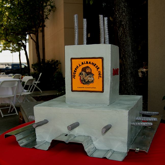 17 Best images about Party // Concrete Cake on Pinterest | Construction signs, Birthday cakes ...