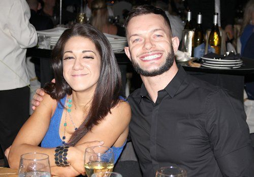 "Bayley & Finn Balor 4"" x 6"" WWE Photo - http://bestsellerlist.co.uk/bayley-finn-balor-4-x-6-wwe-photo/"