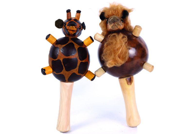 MARACAS CARABANA ANIMAL  $25.000  http://www.sanragua.com/artesanias/infantil/maracas-carabana-animal/