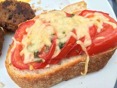 Italiaanse tomatenbroodjes