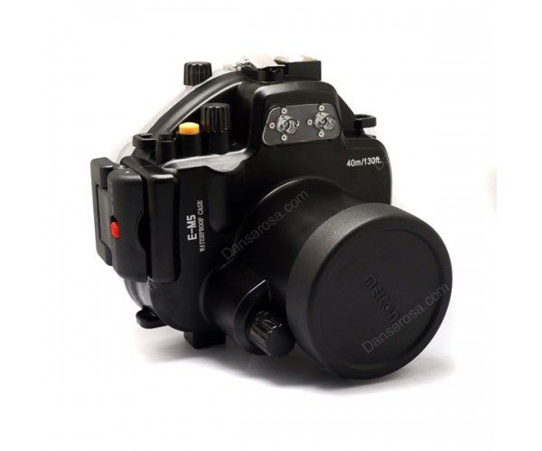 40M underwater camera housing for Olympus OMD EM5 (12-50mm) Lens
