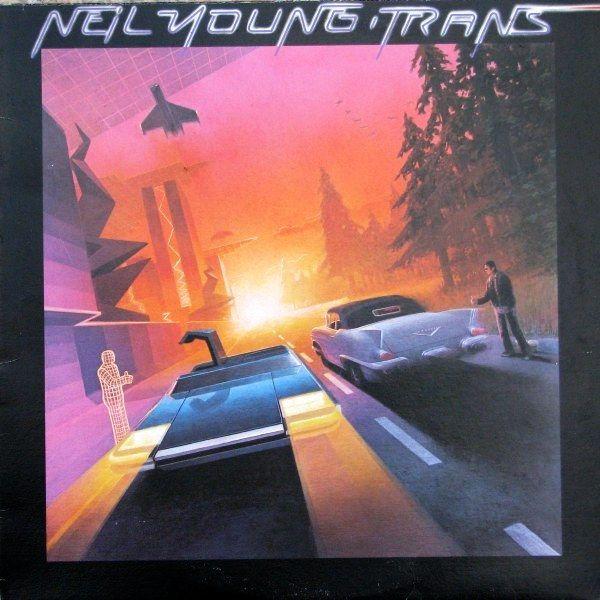 Neil Young - Trans (Vinyl, LP, Album) at Discogs 1982