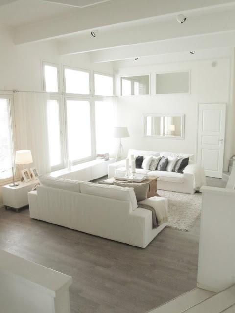 Beautiful Living Room & Architecture!  @ Maria's: SiivousSunnuntai