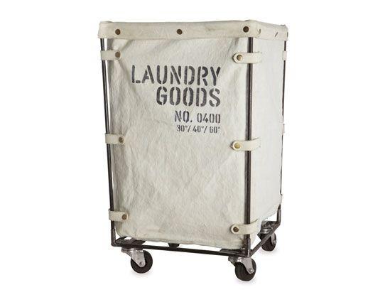 E-boutique lovecreativepeople.com | Panier 'Laundry Goods' House Doctor