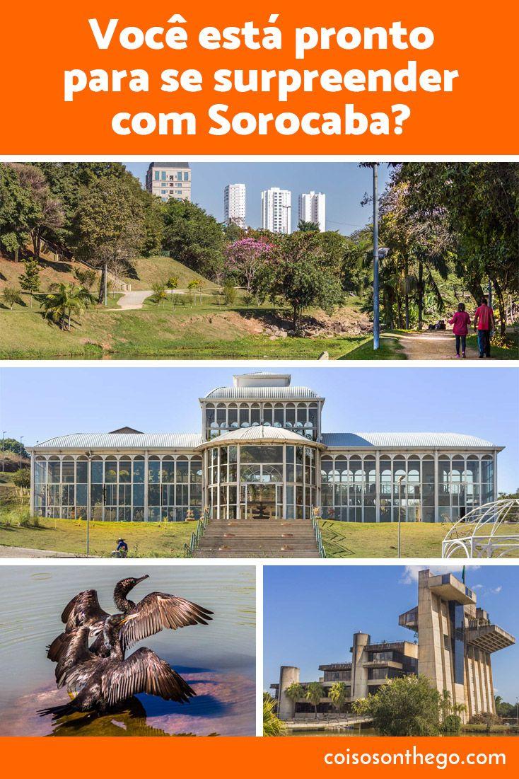 Dicas de passeios gratuitos e  pontos turísticos interessantes em Sorocaba! Clique e veja o que fazer em Sorocaba e se surpreenda com a cidade que está pertinho de São Paulo!