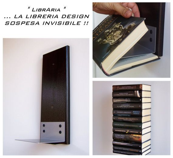 Looking for fun bookshelf decorating ideas? Try these invisible bookshelves to let book covers speak for themselves -- or any of the other styling options in this list.