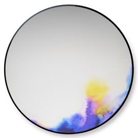 Heal's Francis Wall Mirror by Constance Guisset, i would have this on the back wall behind my dream Hepburn Sofa !!