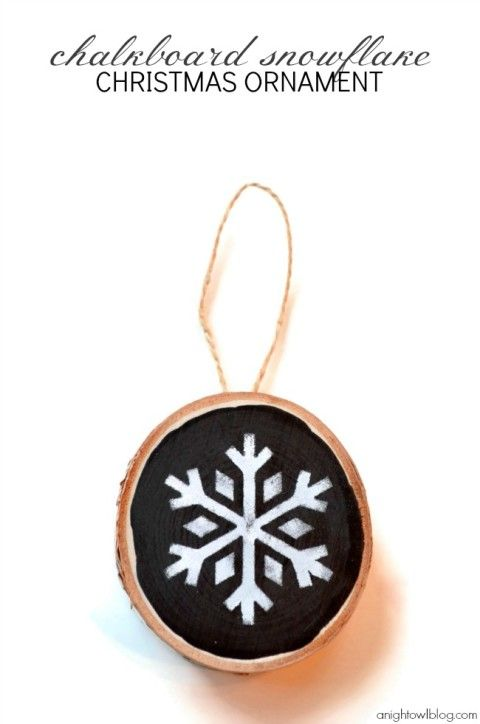 15 Great Handmade Christmas Ornaments - Sweet C's Designs