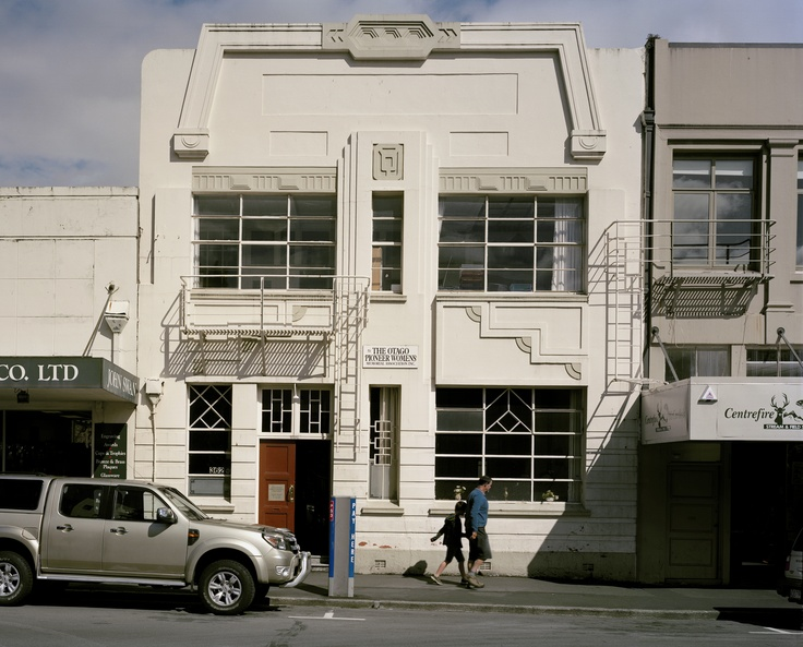 Allan McDonald, Moray Place, Dunedin, 2012