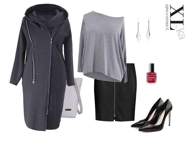 Moda damska w rozmiarach xxl na xl-ka.pl   Modne ubrania w dużych rozmiarach - stylizacja ze zdjęcia wśród naszych produktów - zapraszamy :)