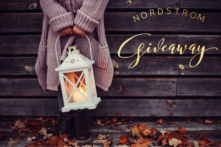 The Ottawa Mommy Club is pleased to take part in the $150 Nordstrom Gift Card Giveaway! Open Worldwide and ends on November 28th, 2017.