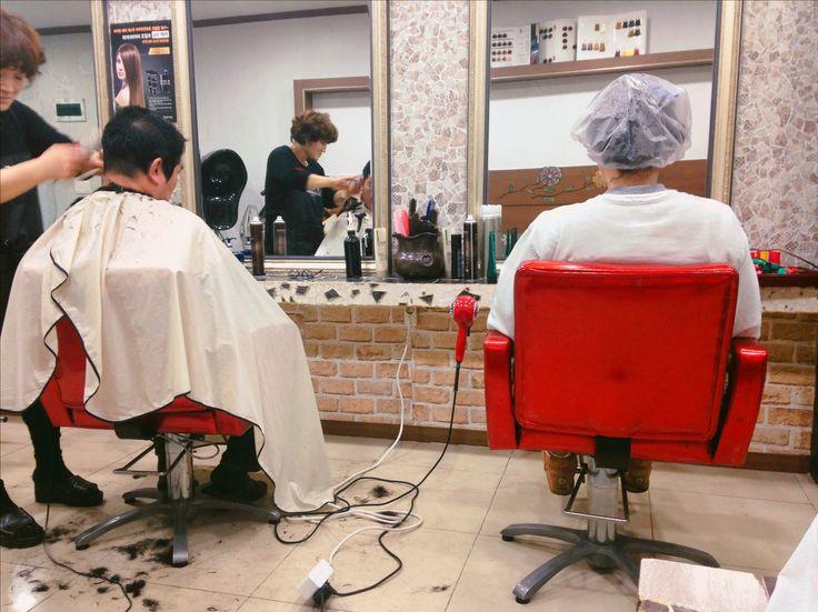 Papa&mama at salon